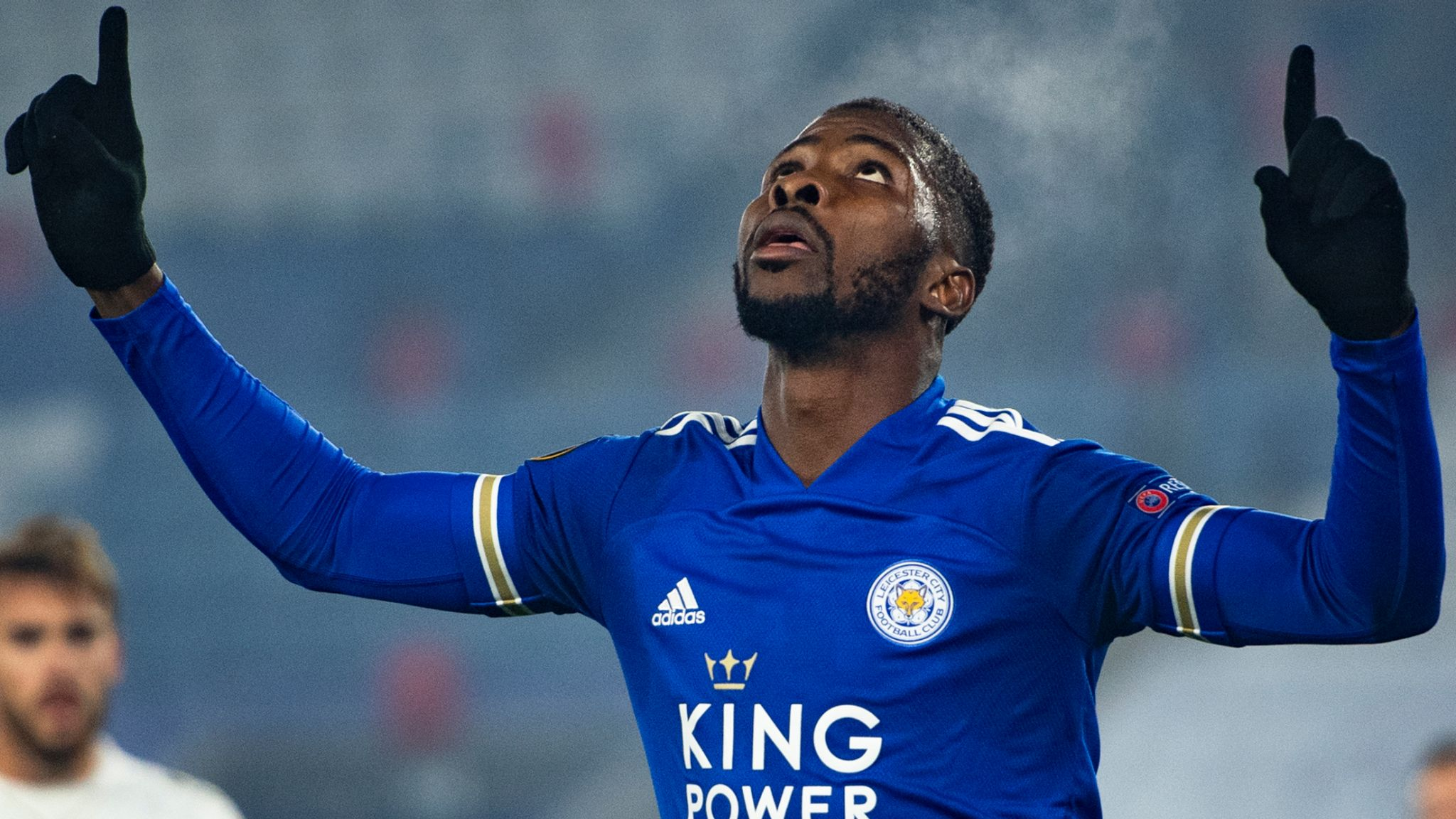 Leicester City 4-0 Braga: Kelechi Iheanacho scores double as Foxes keep up  perfect record in style | Football News | Sky Sports
