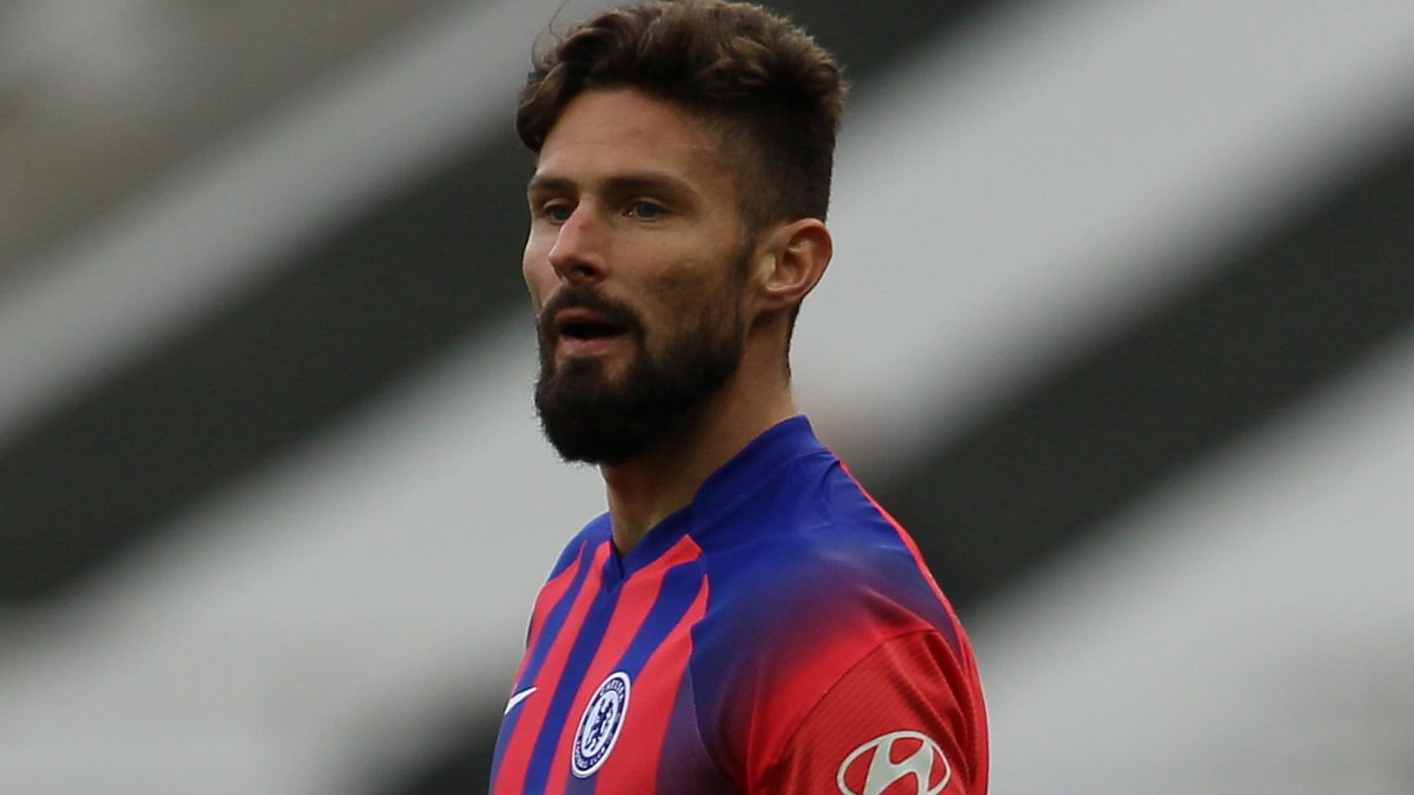 Olivier Giroud Chelsea Striker To Make Decision On Future In January But Frank Lampard Wants Him To Stay Football News Sky Sports
