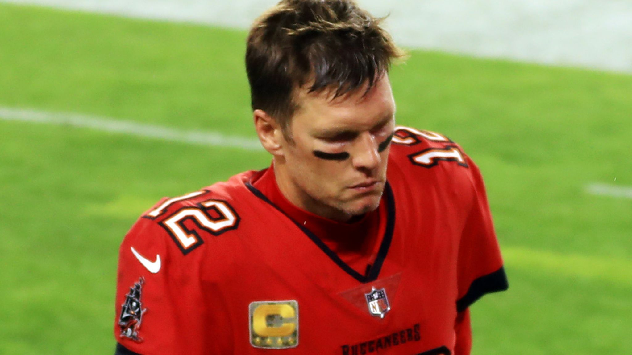 what went wrong for tom brady and the tampa bay buccaneers in week nine against the new orleans saints nfl news sky sports sky sports