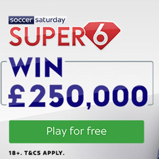 Win £250,000 on Tuesday!