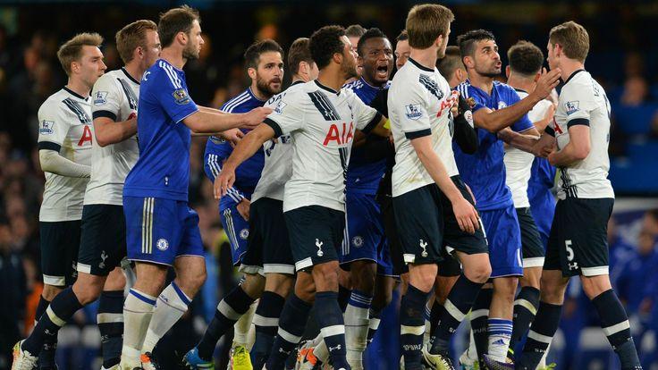Chelsea-Spurs