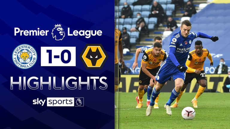 FREE TO WATCH: Highlights from Leicester's win over Wolves in the Premier League