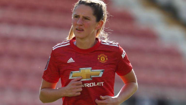 Manchester United defender Abbie McManus has 18 international caps for England