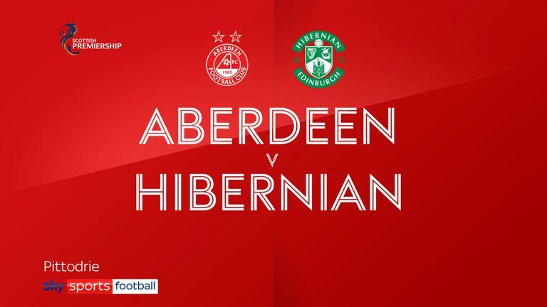 Aberdeen 2-0 Hibs