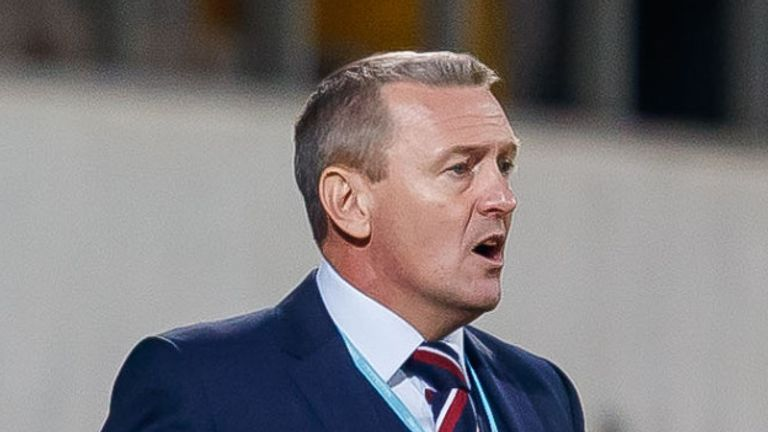 England U21s boss Aidy Boothroyd says he won't be 'flogging' the players in the next two matches
