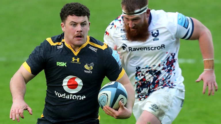 England call up uncapped Wasps hooker Alfie Barbeary for Autumn Nations Cup final | Rugby Union News