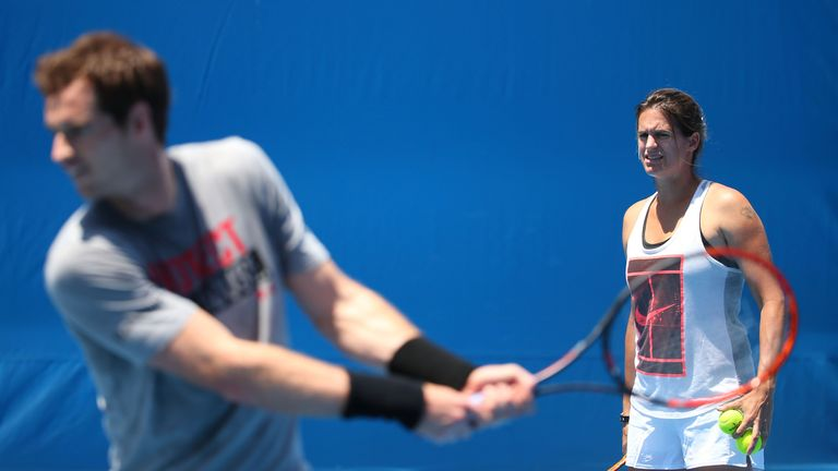 The coaching partnership between Mauresmo and Murray made total sense to the elite player