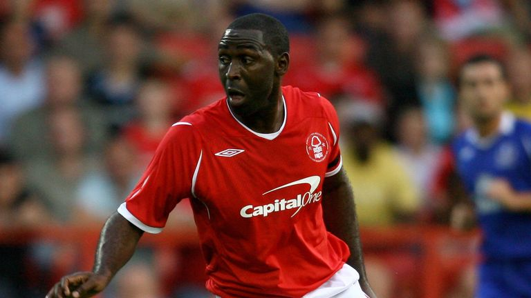 Andy Cole ended his career following a spell at Nottingham Forest in 2008