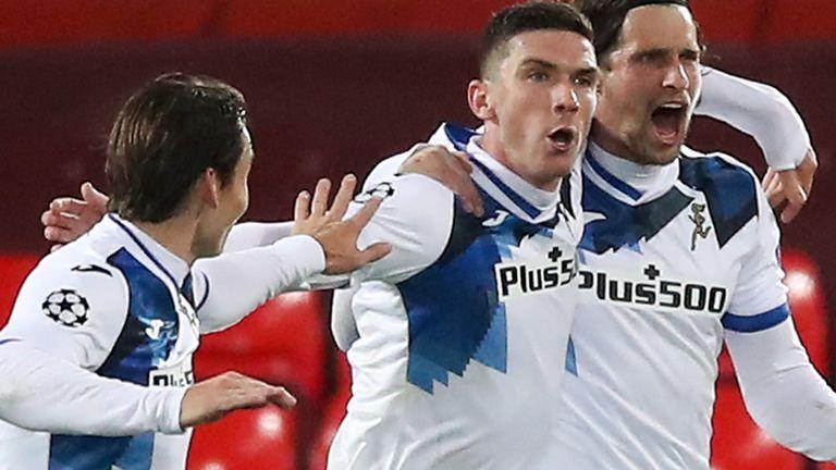 Liverpool 0 – 2 Atalanta