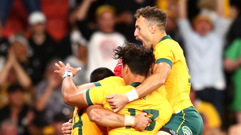 Australia face Wales in the pool stages for the third consecutive tournament