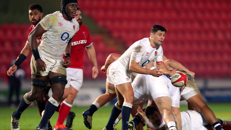 England player ratings: Joe Launchbury, Sam Underhill and Tom Curry star as England beat Wales | Rugby Union News