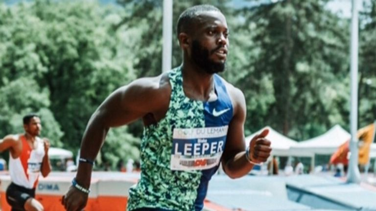 Blake Leeper is determined to overturn the CAS verdict to compete at the Olympics