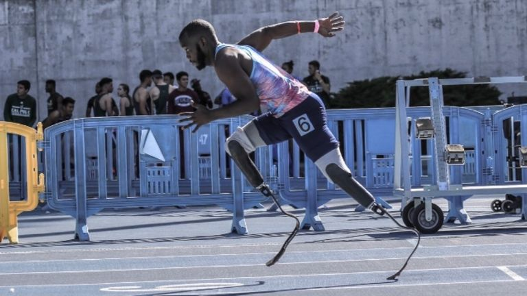 Leeper lost his CAS appeal to use prosthetic running blades to try and qualify for the Tokyo Olympics last month
