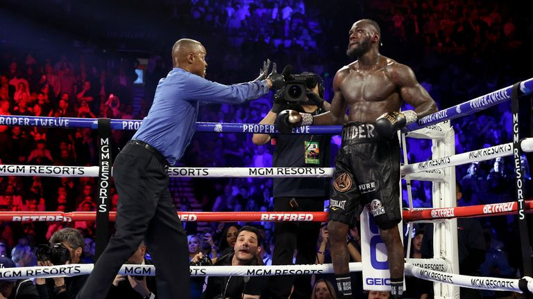 Dillian Whyte believes Deontay Wilder will retire following his devastating loss to Tyson Fury.
