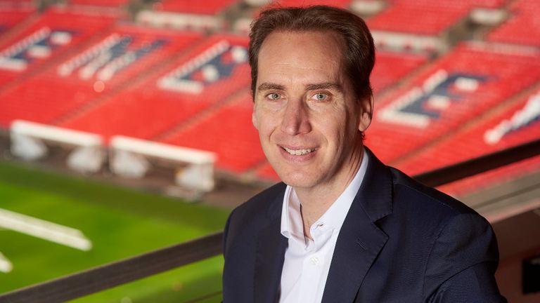 Mark Bullingham (copyright The FA)