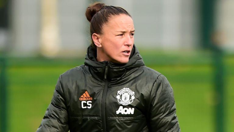 Casey Stoney, Man Utd Women's manager