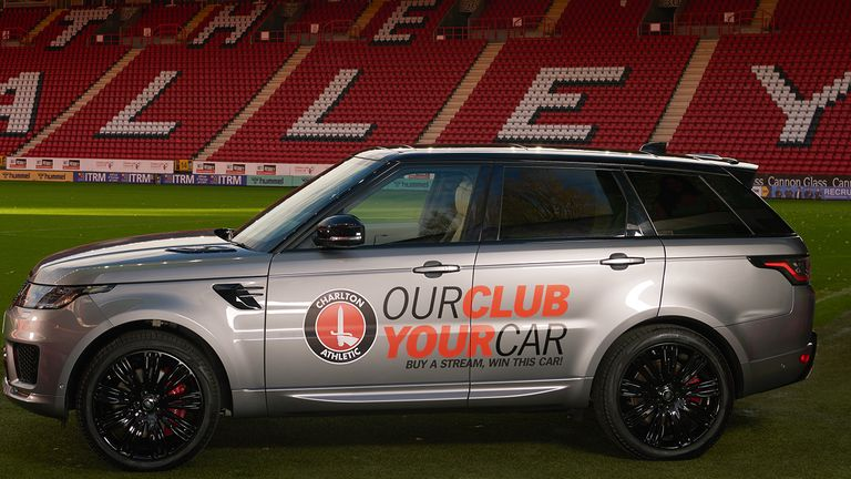 (Picture courtesy of Charlton Athletic Football Club)