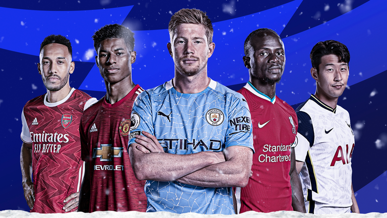 Check out all the live football in store on Sky Sports in December