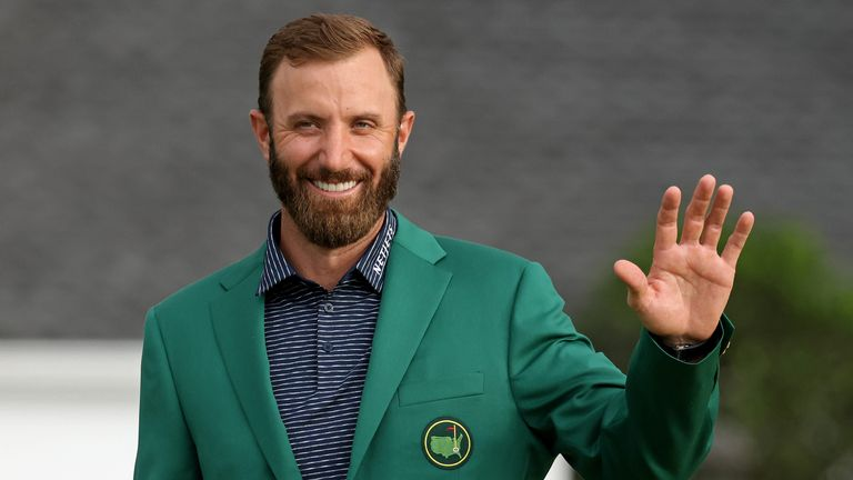 Masters champion and world No 1 Dustin Johnson will feature on the European Tour at the Saudi International