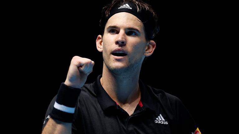 Dominic Thiem says exciting times are coming for tennis fans