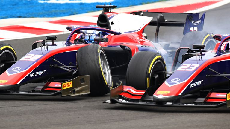 There will be three races per weekend for both Formula 2 and Formula 3 from next season when they appear at GP weekends