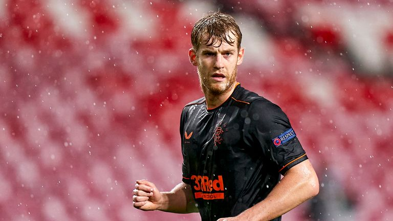 Helander will self-isolate and will definitely miss matches against Standard Liege and Ross County