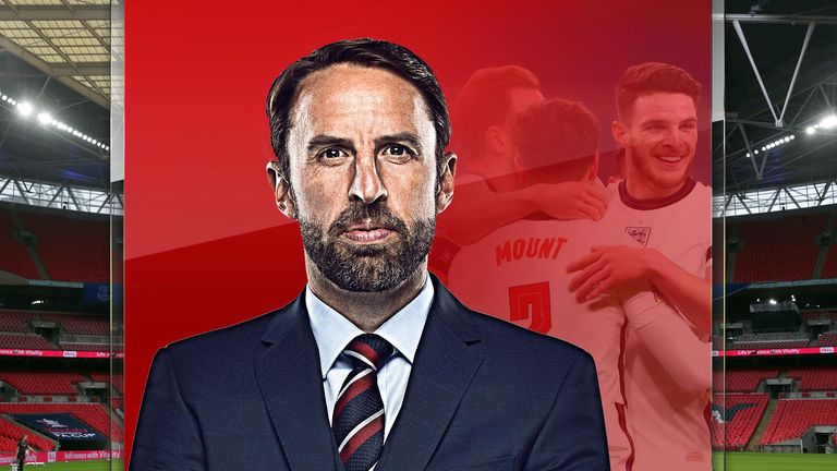 England manager Gareth Southgate has some big decisions to make