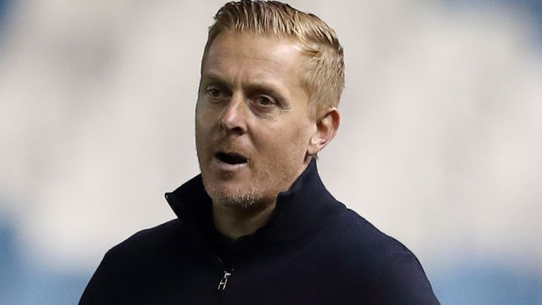 Sheffield Wednesday manager Garry Monk