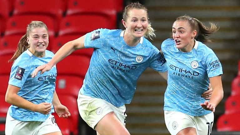 Everton Women 1 - 3 Manchester City Women - Match Report & Highlights
