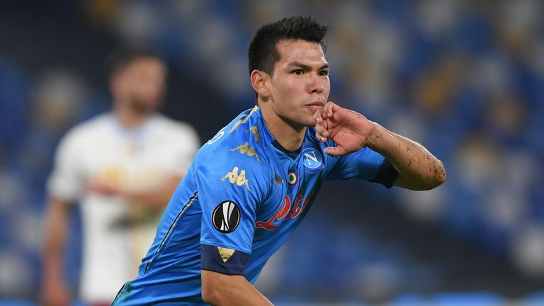 Hirving Lozano made the result safe in the 75th minute for the hosts