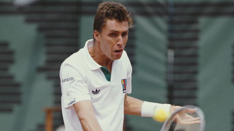 Ivan Lendl arrived in Paris as the world No 1 and chasing his fourth Roland Garros crown in five years
