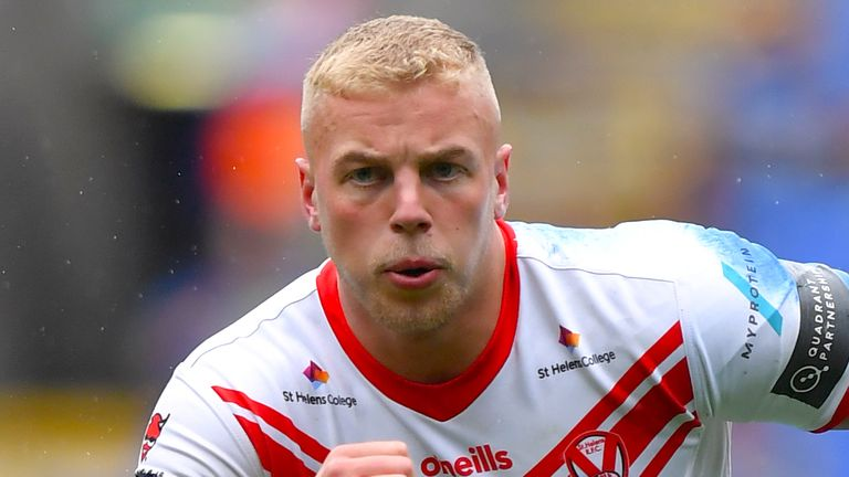 Jack Ashworth joins Huddersfield from St Helens on two-year deal | Rugby League News