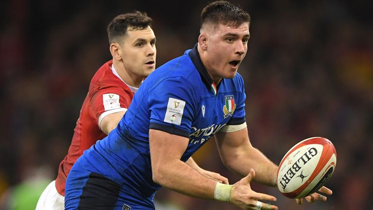 Italy back-row Jake Polledri's superb talents have been focused on by Scotland, says Chris Harris
