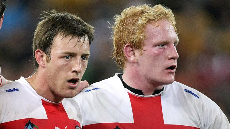 James Roby and James Graham have been team-mates for both club and country
