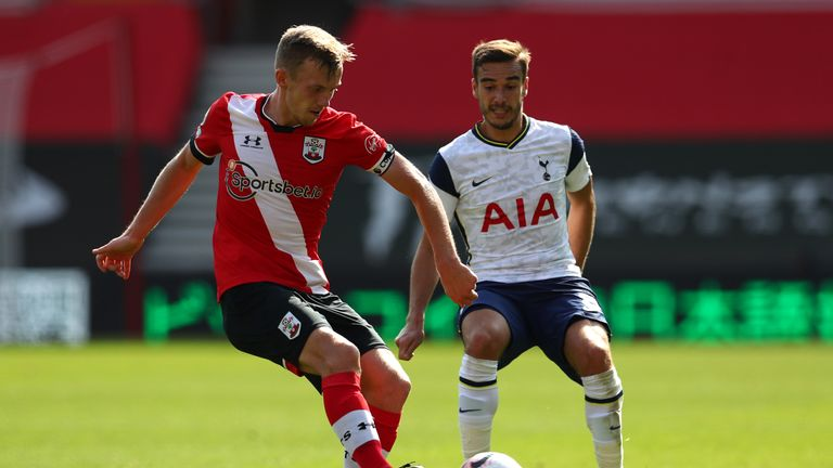 Southampton are unbeaten since losing 5-2 to Tottenham in September