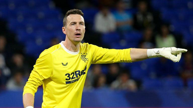 Rangers goalkeeper Jon McLaughlin still has hopes of playing for Scotland at Euro 2020