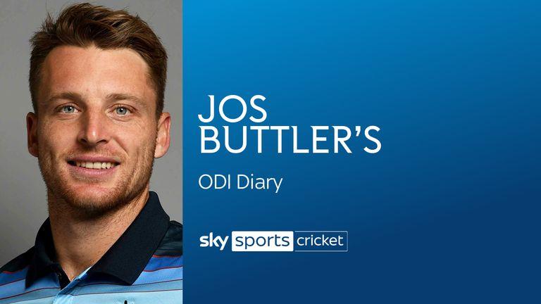 Jos Buttler's ODI