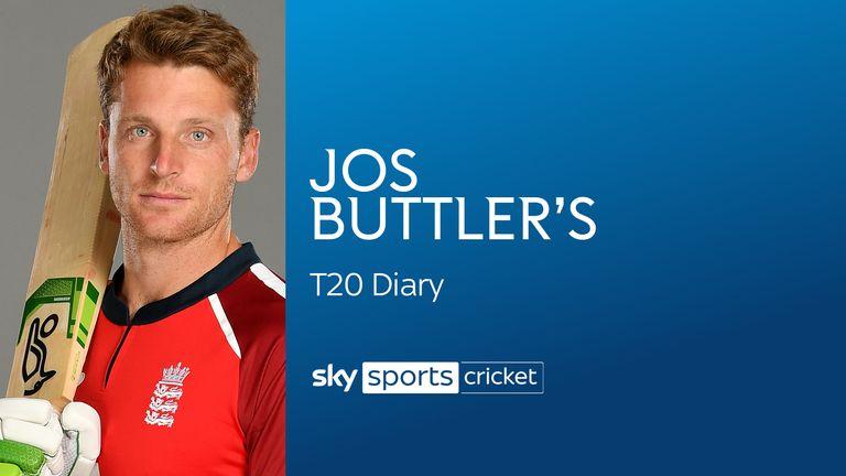 Jos Buttler's T20 Diary