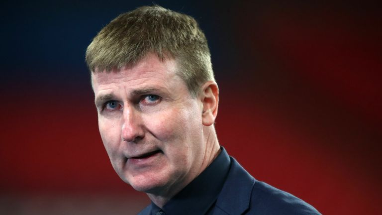 Stephen Kenny took over from Mick McCarthy as Rep Ireland manager in April
