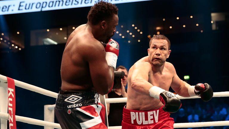 Kubrat Pulev has beaten Derek Chisora and Hughie Fury