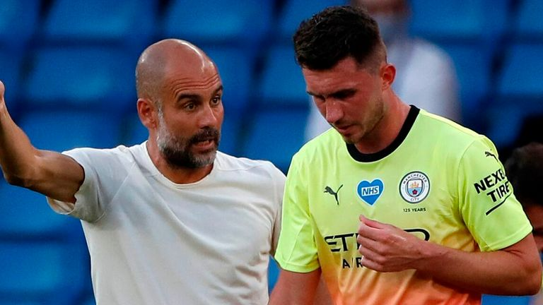 Aymeric  Laporte is expecting more success under Pep Guardiola at Manchester City