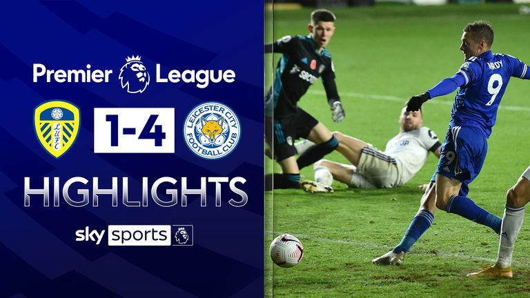 LEEDS UNITED LEICESTER CITY