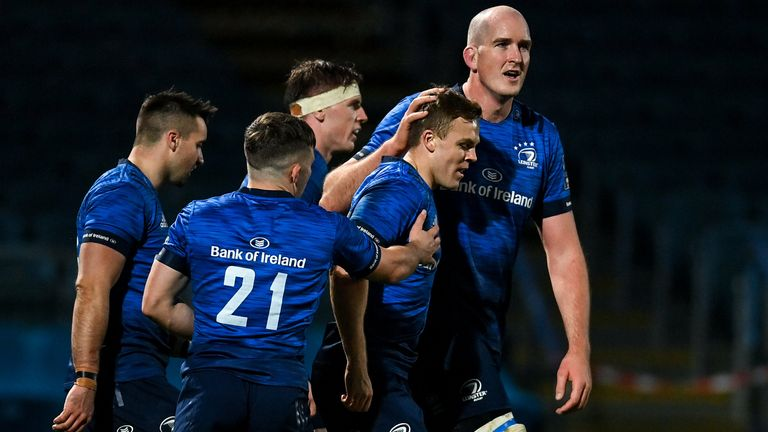 Leinster continued their immense PRO14 form, with a seventh straight bonus-point win