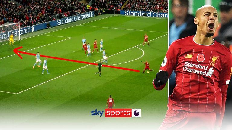 Liverpool Man City Greatest Goals