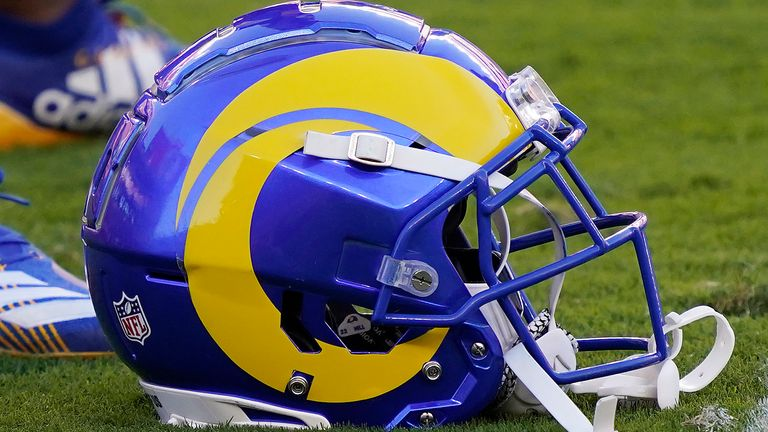 The Los Angeles Rams had an as yet unidentified player test positive for coronavirus on Tuesday night