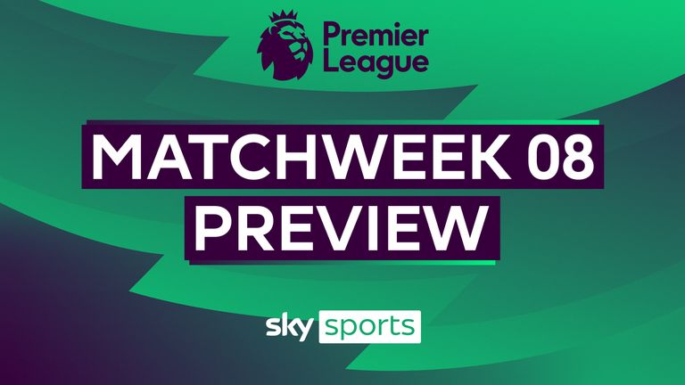 Matchweek 8 Preview