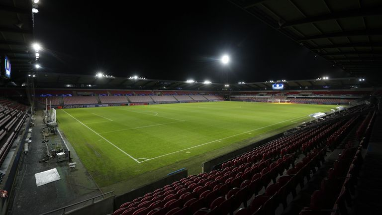 Liverpool will play at the MCH Arena in Herning