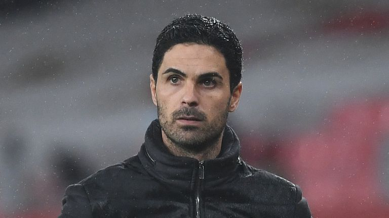 Mikel Arteta is vowing to take action if he can find the source of the leak