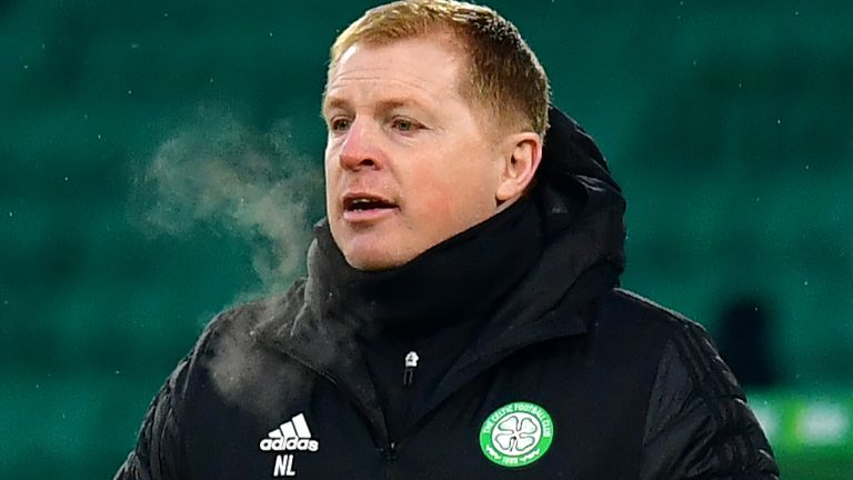 Neil Lennon has won just two of his last 10 Celtic matches
