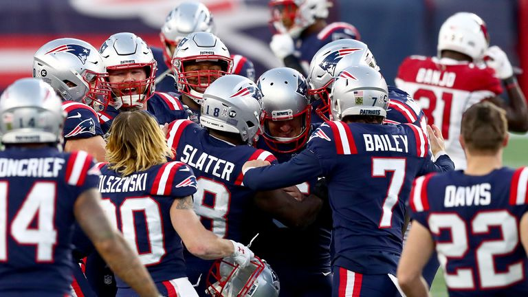The New England Patriots were fined relating to breaches in October